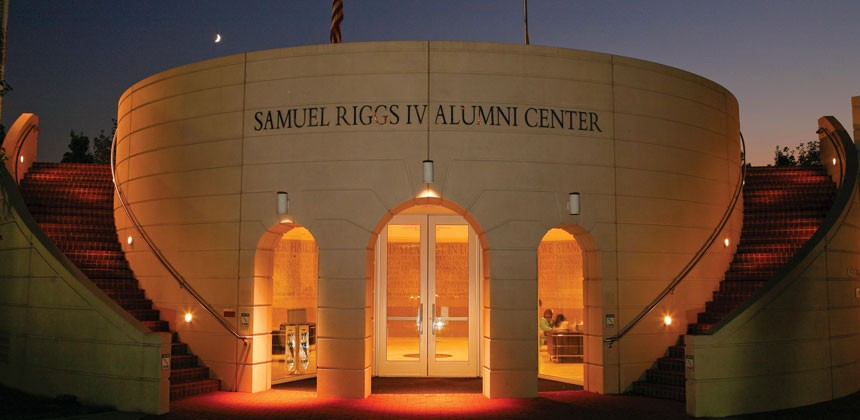 Samuel Rigs Alumni Center