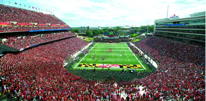 Capital One Field at Maryland Stadium