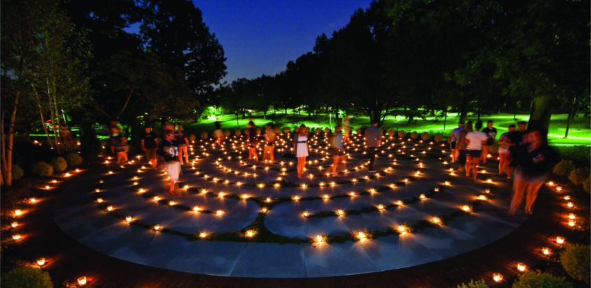 The Garden of Reflection and Remembrance