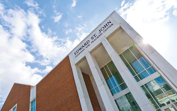 Edward St. John Learning and Teaching Center